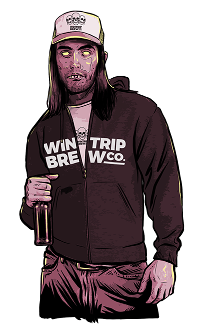 Zip-up Hoodie &  T-Shirt bundle